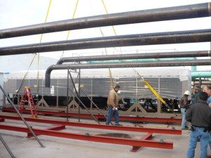 Tempe Tech_700 T Air Cooled_Install